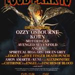 Edguy, Five Finger Death Punch si Alexisonfire, confirmate pentru Loud Park, Japonia