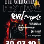 Concert Persona si Implant Pentru Refuz la festivalul Firefield Germania