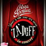 Concert Za'Duff la Baza Sportiva din Vama
