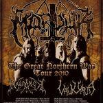 Marduk anunta un nou turneu european