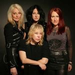 Girlschool au fost intervievate in Germania (video)
