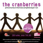 Suplimentare de bilete pentru concertul Cranberries