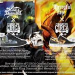 C1rca Shoes lanseaza adidasi King Diamond si Mercyful Fate