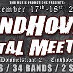 Noi nume confirmate pentru Eindhoven Metal Meeting