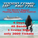 Iced Earth confirmati pentru croaziera de lux heavy metal