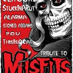Concert tribut Misfists in Bucuresti