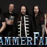 Hammerfall au fost intervievati in Anglia
