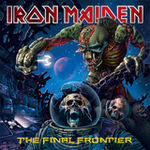 Europa, The Final Frontier pentru Iron Maiden