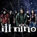 Filmari din studio cu Ill Nino
