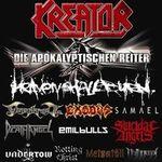Primele nume confirmate pentru Christmas Metal Festival