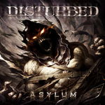 Cumpara noul album DISTURBED - ASYLUM de pe METALHEAD Shop