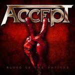 Accept ofera un bounus track la albumul Blood Of The Nations
