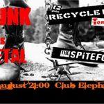Punk Meets Metal in club Elephant din Bucuresti