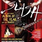 Slash a fost intervievat in Franta (video)