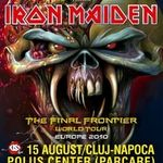 Pregatirile pentru concertul Iron Maiden pe ultima suta de metri