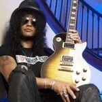 Slash nu a putut canta alaturi de Steven Tyler