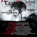 Concert Taake, Helheim si Vulture Industries in Romania