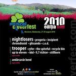 Programul pentru cLoverFest 2010