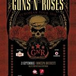 Guns N Roses: Biletele la categoria VIP sunt sold-out