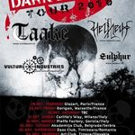 Dark Essence Tour in club Daos Timisoara