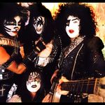 Concert tribut Kiss la Hard Rock Cafe Bucuresti