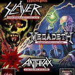 Anthrax: Interviu audio cu Charlie Benante