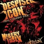 Despised Icon: Interviu video in Anglia
