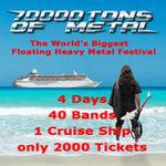 Unleashed confirmati pentru croaziera de lux heavy metal