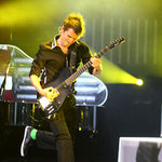 Muse au adus un OZN gigantic pe Stadionul Wembley (video)