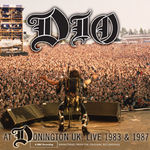 Coperta oficiala pentru Dio at Donnington: Live 1983 & 1987