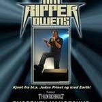 Filmari cu Tim 'Ripper' Owens in Suedia
