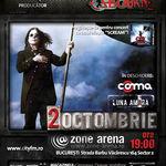 Ozzy Osbourne va canta doua ore la Bucuresti