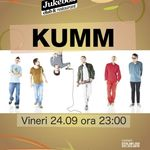 Concert Kumm in clubul Jukebox din Bucuresti