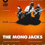 Concert The Mono Jacks in Tago Mago Bucuresti (video)