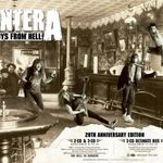 Editia aniversara Cowboys From Hell a debutat in Billboard 200