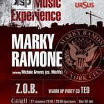 Oficial: Concert Marky Ramone in Silver Church din Bucuresti