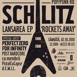 Schlitz lanseaza albumul de debut in Cluj-Napoca