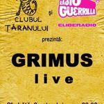 Concert Grimus la Clubul Taranului Bucuresti