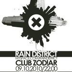 Concert Rain District in club Zodiar Galati (video)