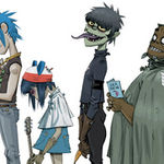 Asculta noua piesa Gorillaz, Doncamatic (All Played Out)