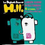 Vino sa canti alaturi de Les Elephants Bizarres la concertul de lansare