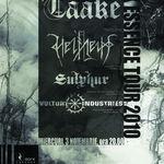 Oficial: Concert Taake, Helheim, Sulphur si Vulture Industries in Timisoara