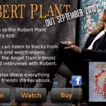 Robert Plant lanseaza o aplicatie pentru BlackBerry