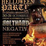 Helloween Party la Cetatea Brasovului