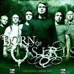 Noi filmari din studio cu Born Of Osiris
