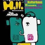 Concert de lansare Les Elephants Bizarres in Kulturhaus Bucuresti