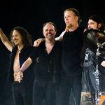 Filmari cu Metallica in Noua Zeelanda
