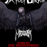 Six Feet Under au amanat turneul OctoberDeath