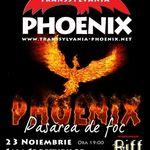 Concert Phoenix si Riff la Sala Sporturilor din Cluj