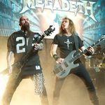 Poze HQ cu Kerry King alaturi de Megadeth